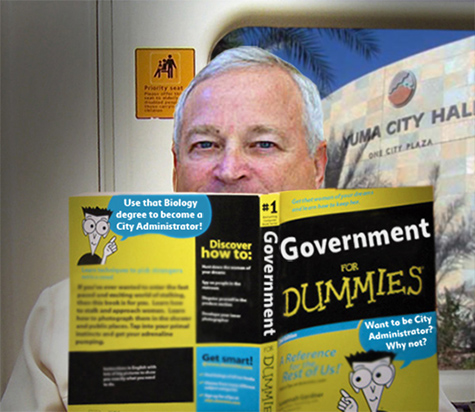 Administration for Dummies image